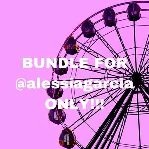 Accessories - TRADE BUNDLE FOR @alessiagarcia ONLY!!!